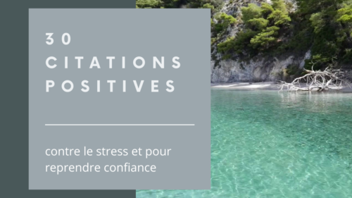 citations positives confiance en soi estime de soi