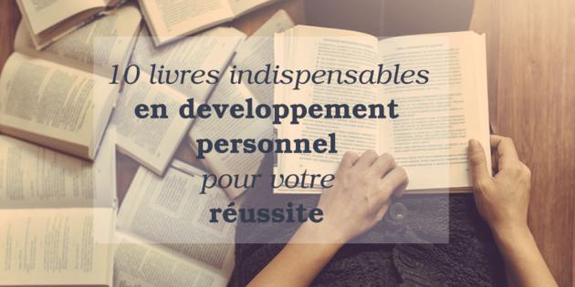 livre développement personnel réussite
