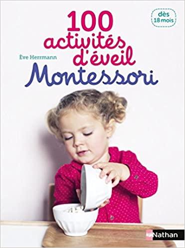 livre developpement personnel enfant activité d'eveil montessori