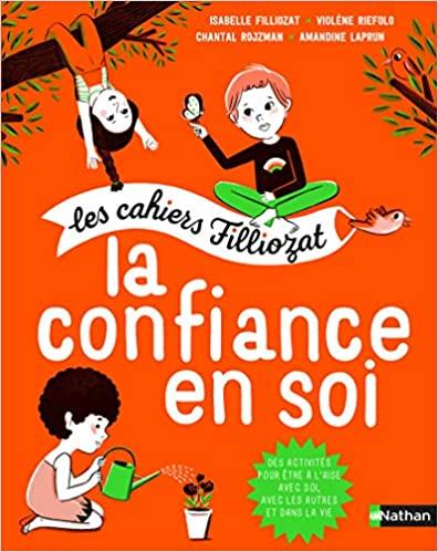 livre developpement personnel enfant la confiance en soi