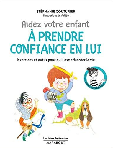 livre developpement personnel enfant le cabinet des émotions
