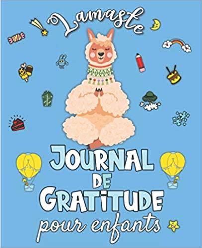 journal de gratitude enfant lamast