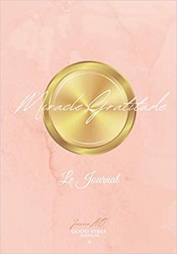 journal miracle gratitude