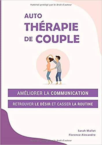 LIVRE Auto-thérapie de couple