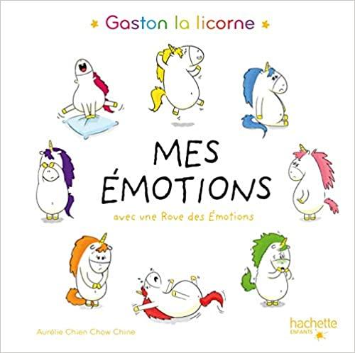 Mes émotions enfant